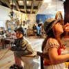 טיול משפחתי בעין הוד: ביקור במוזיאון ינקו-דאדא, אוכל טוב ואווירה בוהמיינית