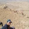מטיילים עם סברה: על הר כרבולת בנגב, ועל חוסר אחריות…