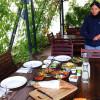 מסעדת גן ירק בצופר שבערבה – טועמים ומתחברים אל הירוק-ירוק…