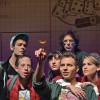 """""""אפקט הפרפר"""" הצגה אקטואלית לילדים ולנוער"""