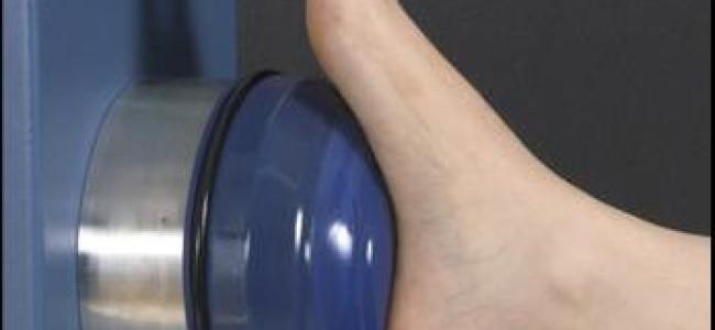 חטפתי גלי הלם – יצא הכאב – טיפול אלטרנטיבי בדרבן ברגל