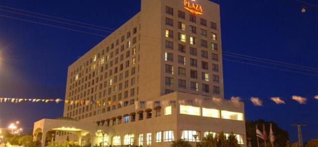 מלון פלאזה נצרת – בלי ציפיות מוגזמות…