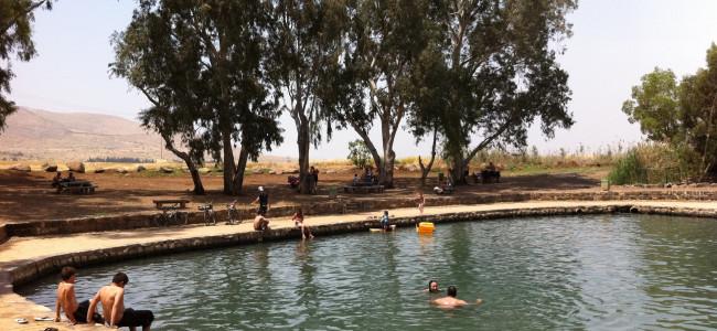 הצעה לטיול: חופשה משפחתית בעמק המעיינות