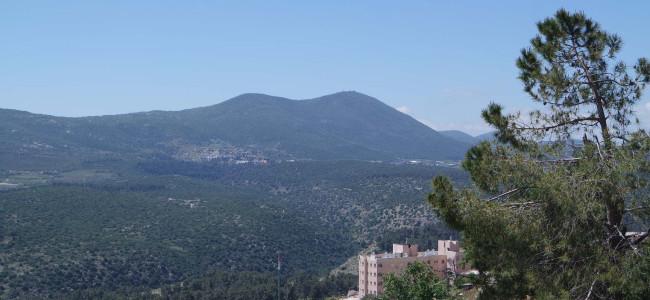 מסביב להר (שהיה) הגבוה בישראל