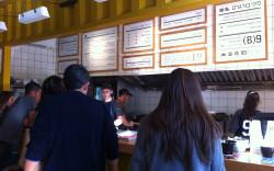 מהיר ועסיסי: בורגרס בר ברעננה