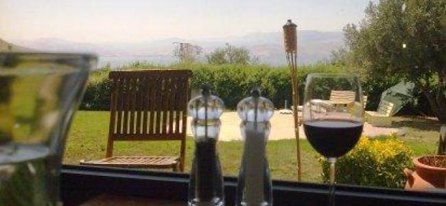 מסעדת טוראנה ברמת הגולן – שיבלי ירקח לכם מעדנים