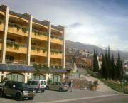 שלג בחרמון: מלון נרקיס – לינה בצמוד לאתר הסקי