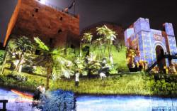 אטרקציה משפחתית בירושלים: מיצג אור קולי במגדל דוד בתכנית חדשה.