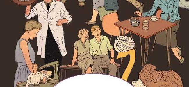 """הספר """"מרוץ שליחים"""" – רומן ביכורים משובח של סופרת חיפאית"""