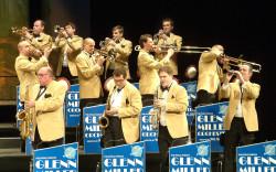 התזמורת של גלן מילר חוזרת לשתי הופעות