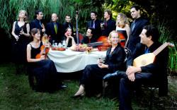 אפולו ודפנה – המופע הפותח של בארוקדה
