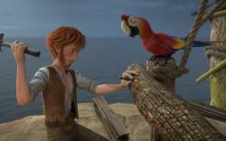 איזה סרט ילדכם יעדיף: רובינזון, ספר הג'ונגל, בארבי, זוטרופוליס או קונג פו 3