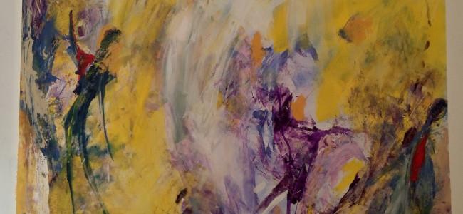 """ציור מקורי במחיר שפוי – ב""""צבע הדברים"""" – התערוכה השנתית של בוגרי הסטודיו של ברוריה הסנר"""