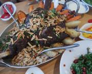 מסעדת אג'אויד בחוות אל-בואדי – אוכל ערבי מקורי בשרון, ואכזבה גדולה של 20 סועדים *
