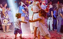 """""""לילה לבן"""" בתל אביב – כל הפרטים: אוכל, מופעים, אטרקציות"""