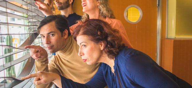 הצגת פרינג' מומלצת: ארבעה יוצרים עם כישרונות גדולים עושים פטריק קים