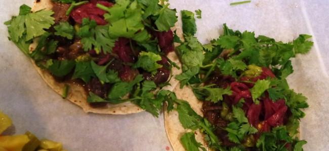 """""""רוק אנד שטיין"""" – מסעדה מקסיקנית (טובה!) בשרון (סגורה בשלב זה בימי הקורונה)."""