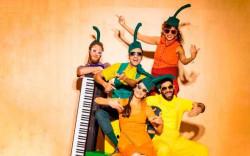 """""""פלפלים"""" בתיאטרון אורנה פורת – קברט שירים מוצלח ומבדר לילדים"""