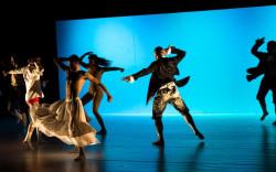 תיאטרון מחול אבשלום פולק מציג: קראמפ – המלך הוא עירום!