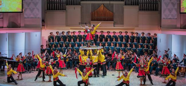 מקהלת הצבא האדום ולהקת הגבעתרון – אדום עולה!