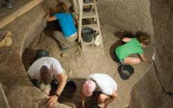 ארכיאולוג ליום אחד במערות בית גוברין – פעילות משפחתית קצת אחרת