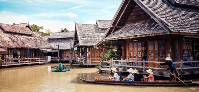 """""""תאילנד. חופשה משפחתית עם כרטיס בכיוון אחד"""""""
