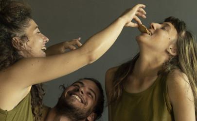 עזה כמוות אהבה – מופע מחול של להקת אדמה: ללמוד לרקוד מ… הבצק