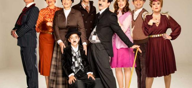 המחזמר צ'אפלין בתיאטרון חיפה – ארוך ומבדר