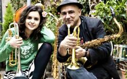 חמישיית הג'אז Andrea Motis מברצלונה: הילדה הזאת מוכשרת!