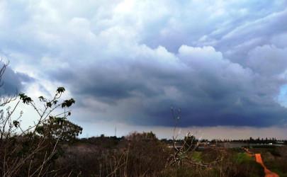 """סיפורים בימי קורונה: """"עכשיו מעונן""""/ עדנה עירון"""