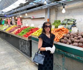 חוויה לילית של שוק, אוכל ומחול בפסטיבל ׳מיפו עד אגריפס׳