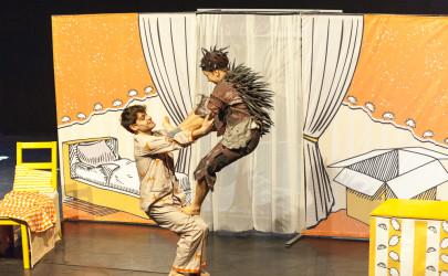 הצגות חנוכה לילדים בחינם בפסטיבל אלמינא ה-5 לילדים און ליין