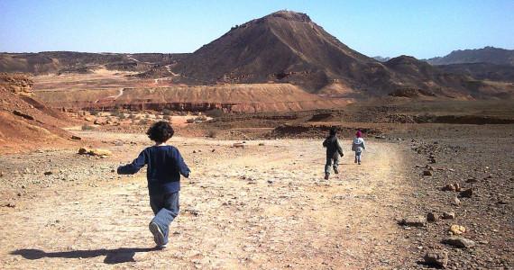 רעיון לחופשה והצעה לטיול: חופשה משפחתית חורפית בערבה