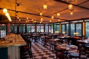 מסעדת טורו במשכנות שאננים - הצופה אל החומות