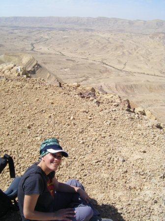 מסלול טיול הר כרבולת