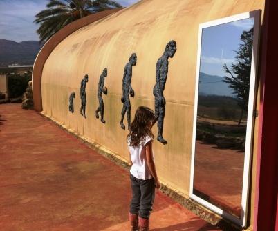 מוזיאון האדם הקדמון במעיין ברוך. צילום: א. אבירם