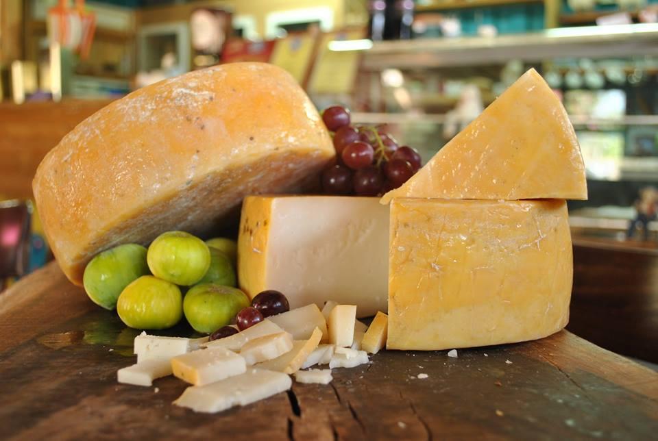 ברקנית - גבינה צהובה