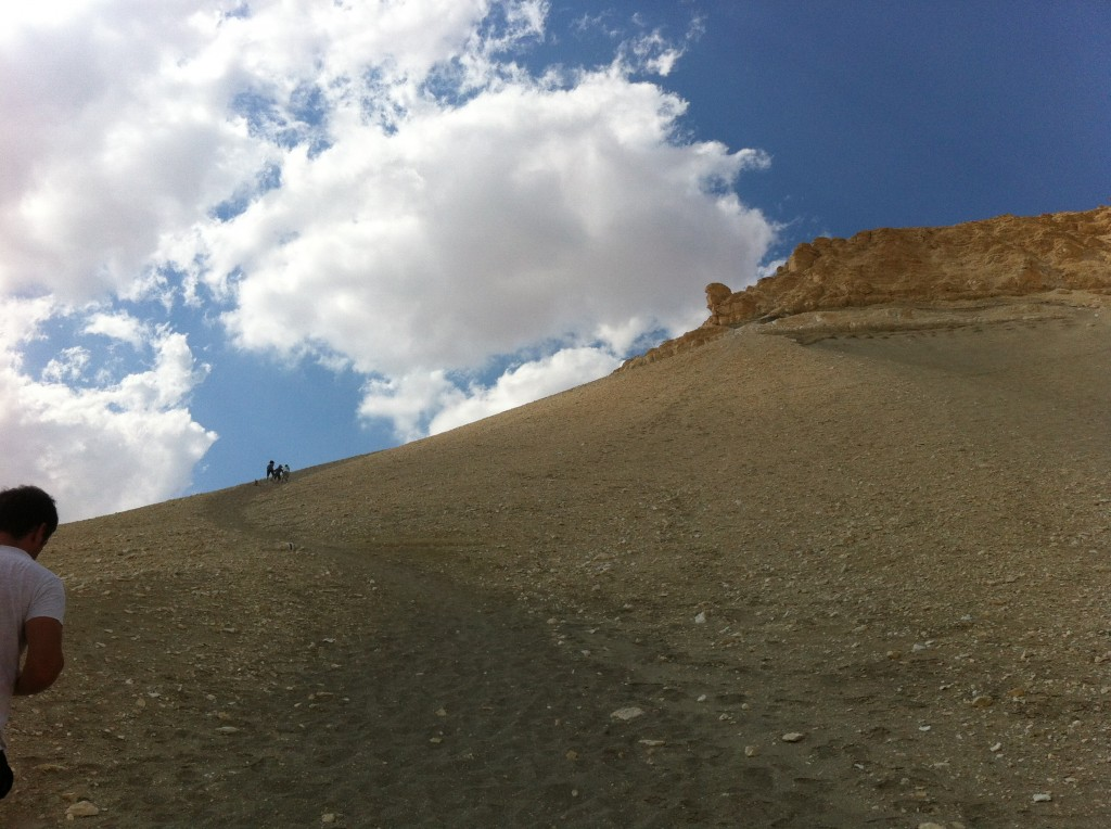 הטיפוס על ההר מתאים לילדים מגיל בית ספר, האחרים יצליחו להגיע לשני-שליש גובה, ושם יעצרו.