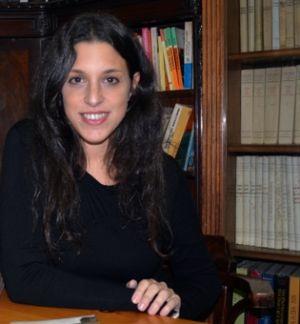 הסופרת הארגנטינאית אריאנה הרוויץ