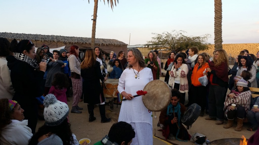 קבלו את הגרסה הנשית של קבלת שבת במדבר.