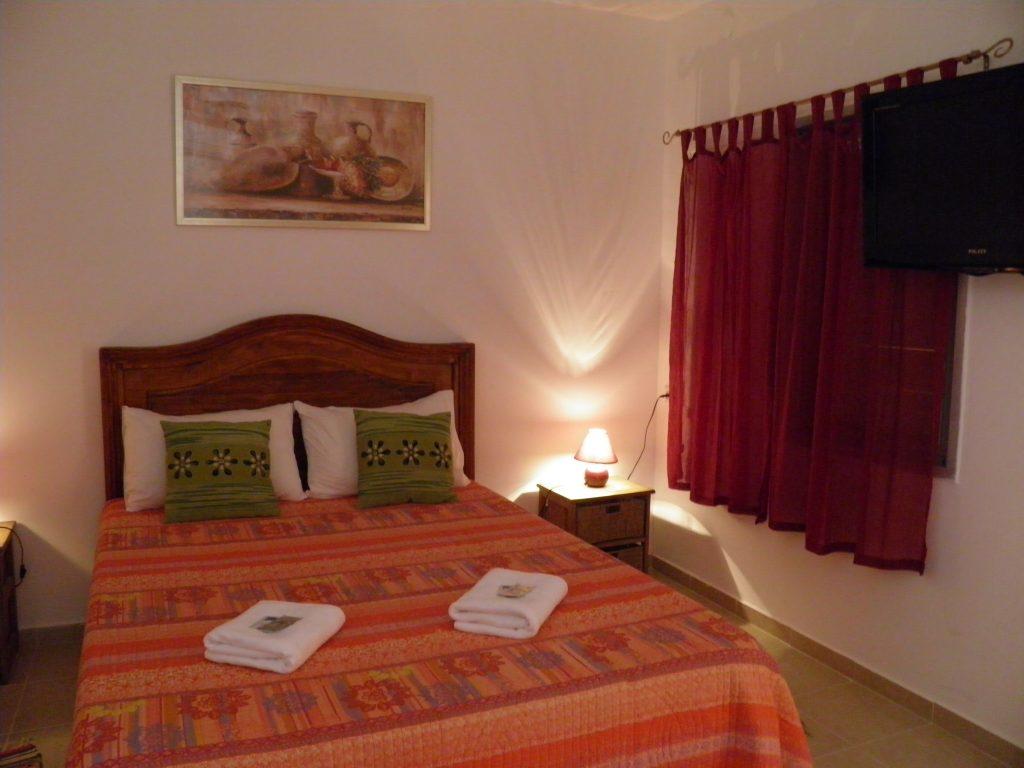 פשטות וניקיון - חדרי האירוח באליפז.
