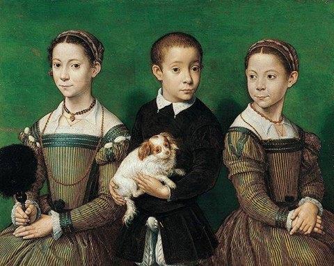 מציוריה של האיטלקיה סופוניסבה אנגוויסולה
