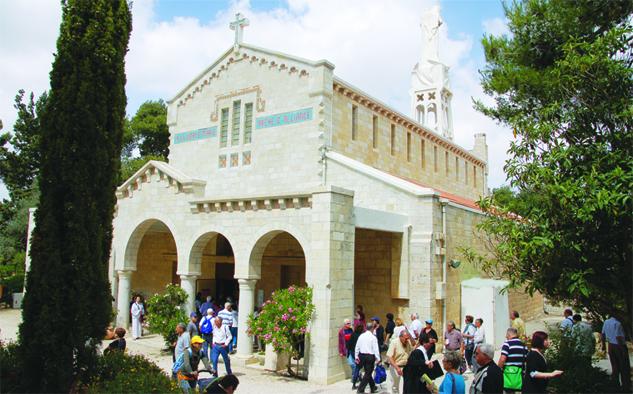 קונצרטים ווקאליים בכנסיית קרית יערים