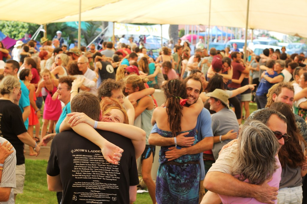 """חגיגה מוסיקלית וקולינרית ב""""פסטיבל סולם יעקב"""" המתקיים מדי שנה. צילום: פוגל."""