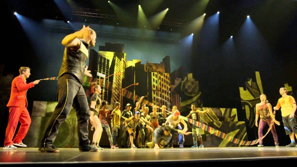 """מופע הקרקס """"אלואז"""" CIRQUE ELOIZE מגיע לראשונה לישראל!"""