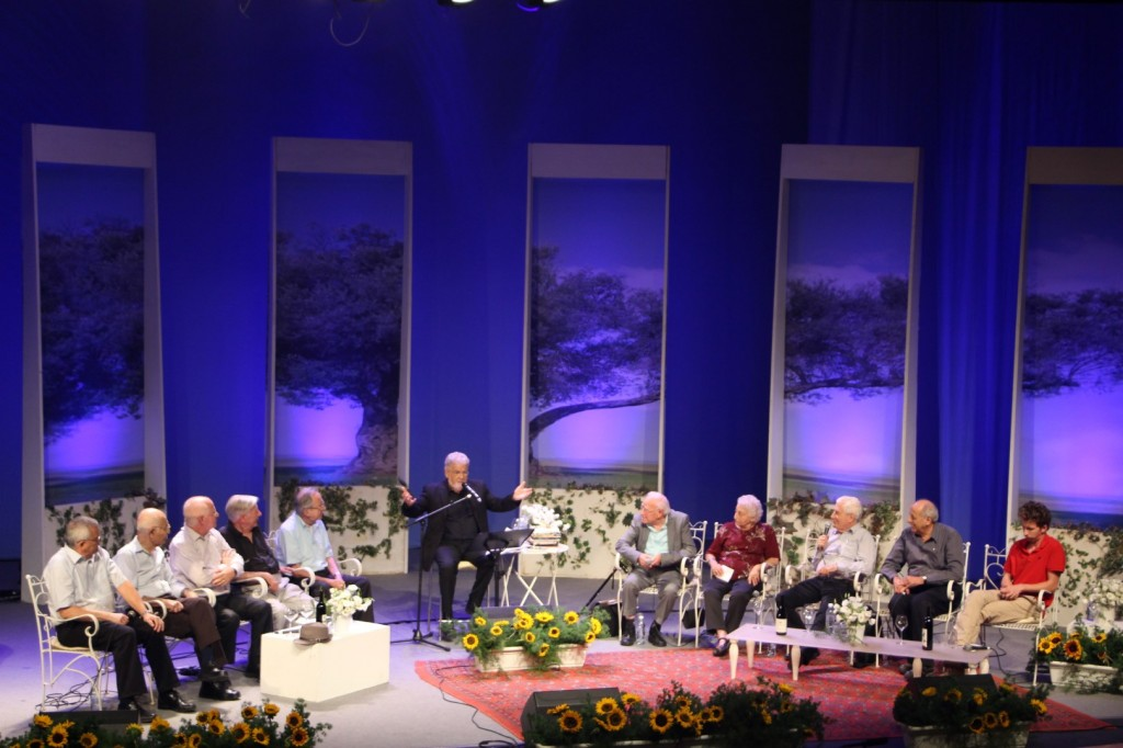 פסטיבל מספרי סיפורים - באדיבות תיאטרון העם